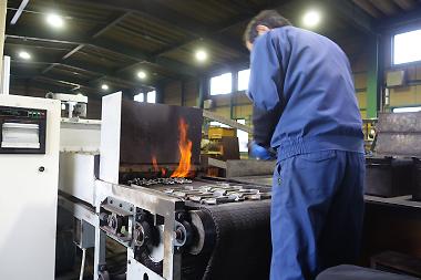 無酸化連続炉